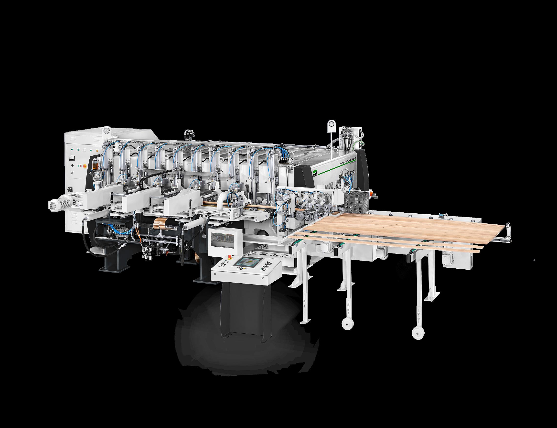 Woodworking Machines and Systems - WEINIG (Australia)
